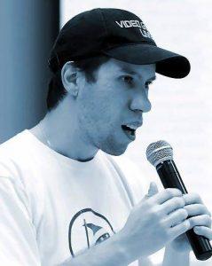 Leandro Chemalle - Secretário Geral eleito do Partido Pirata